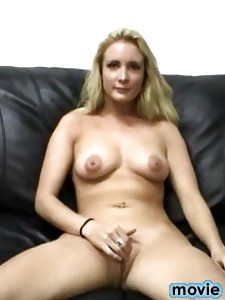 Blonde Teen Blowjob